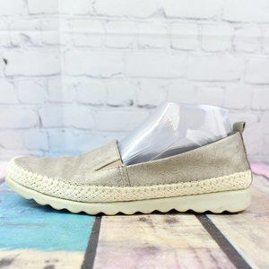 The Flexx Espadrille Comfort Shoe Cushioned Size 9